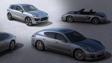 2011 Porsche Cayenne Leaked On Porsche Website