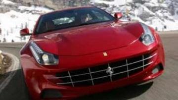 Ferrari FF quick spin