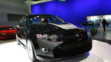 FPV 5th Anniversary GT Unveiled: 2008 Sydney Motor Show