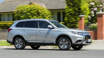 2020 Mitsubishi Outlander Exceed review