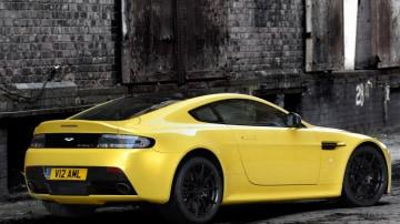 Aston Martin V12 Vantage S.
