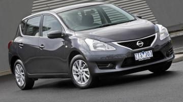 2014 Nissan Pulsar Review: ST Auto Hatch