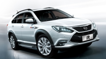 2015 BYD Tang: China Presents The World's Most Powerful Hybrid SUV