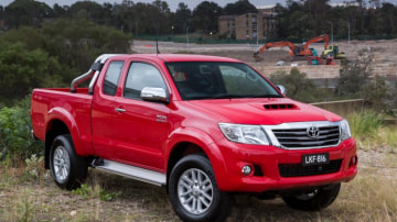 Toyota updates its HiLux range with better safety and more gear.
