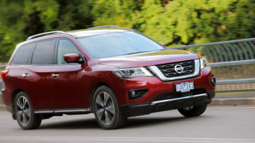 Nissan Pathfinder 2018 Range Review