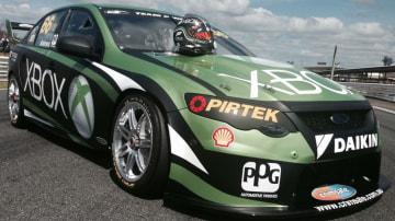 Marcos Ambrose And Pirtek Reunited For V8 Supercars Sydney 500