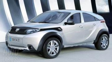 Dacia Duster Production Model Revealed
