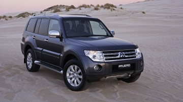 Mitsubishi Pajero used car review