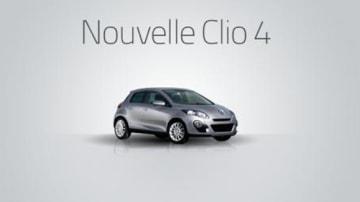 2012 Renault Clio 4 Image Leaked?
