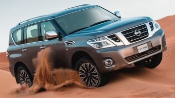 Nissan Patrol Given 2018 Update - Price And Features For Australia