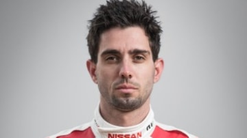 2016 Paul Ricard Test - Circuit Paul Ricard, FRANCE.Wednesday 9th - 10th March 2016.World Copyright: NissanRef: AA6T5177.CR2 Former postie and video gamer Matt Simmons will make his real-life racing debut at Monza this weekend.
