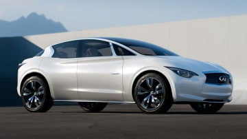 Infiniti Etherea Concept Hints At New Hatch