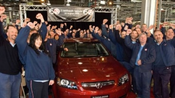 Holden Rolls Out Seven Millionth Vehicle
