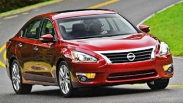 Nissan Altima pricing and details