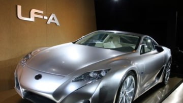 Lexus LF-A and GS-F Amongst Models to be Delayed
