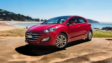 Hyundai's i30 has been held up as a top pick for people with asthma.