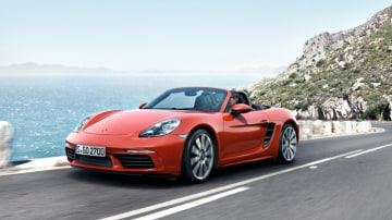 Right ingredients: the 2016 Porsche Boxster is set usher a new guard for performance despite offering a smaller cylinder count.