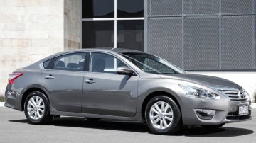 Having dumped the current-shape Altima, Nissan may be considering its successor.
