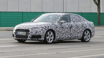 All new: the 2016 Audi A4 will be offered with updated engines, styling and technology.