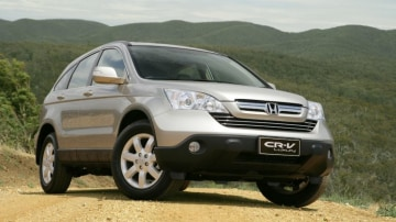 Police say a man driving a 2007 Honda CR-V was killed by shrapnel from a faulty airbag.