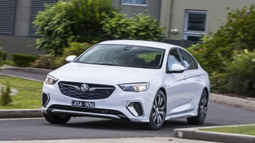 2018 Holden Commodore.