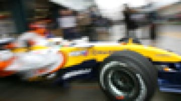 2007 Australian F1 GP: Practice session one results