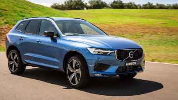 Drive Car of the Year Best Medium Luxury SUV 2021 winner Volvo XC60