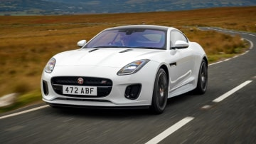 Jaguar F-Type Chequered Flag available in Oz