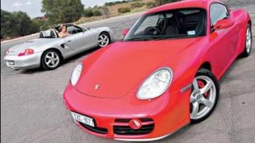 Porsche's new kid on the grid