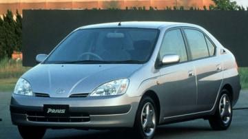 1997 Toyota Prius.