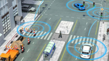 Lyft automomous vehicle development