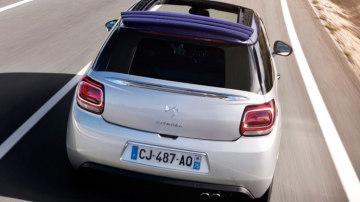 Citroen DS3 Cabriolet.