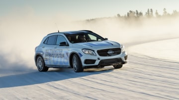 GKN's Mercedes-AMG prototype offers 400kW of performance.