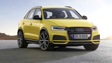 2017 Audi Q3 Update Brings New S-line Competition Variant