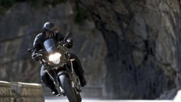 Aprilia Shiver 750GT ABS Gallery And Video
