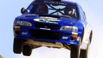 Subaru WRX rally version