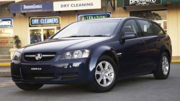 Holden Omega Sportwagon 3.0 V6