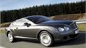 Falcon over a Bentley? That's a bit rich