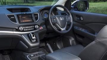 2016 Honda CR-V.