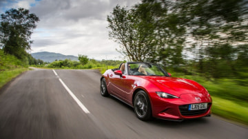 The long-awaited new Mazda MX-5 lives up to the hype.