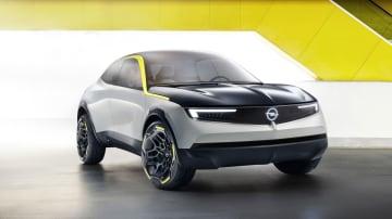 Opel GT X Concept.