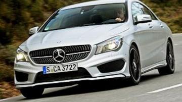 New car review: Mercedes-Benz CLA 250