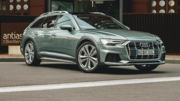 2020 Audi A6 Allroad 45TDI review