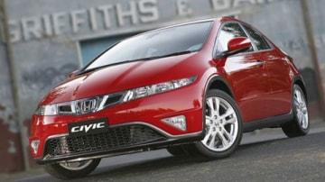 2009 Honda Civic Si Released In Australia