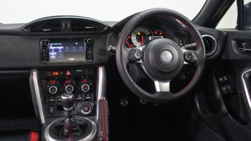 2018 Toyota 86 GTS.
