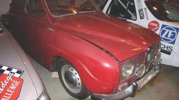 Saab's History Heading To Auction
