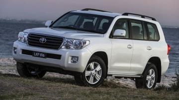 Toyota LandCruiser Altitude Back For More