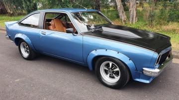 Rare Holden Torana A9X hatchback hits the market