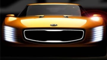 Kia GT4 Stinger concept will be unveiled at the upcoming Detroit motor show.