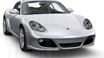2009 Porsche Cayman And Boxster Images Leaked?